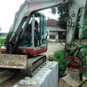 Rekonstrukce mostku