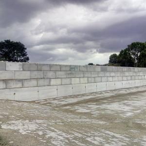 Rekonstrukce silážního žlabu Brloh