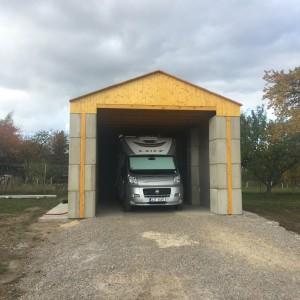 Garáž – parkovací stání