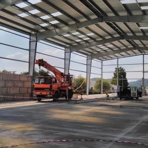 Dopravně,skladovací a Třídící středisko NYKOS A.S. – ŽDÁNICE