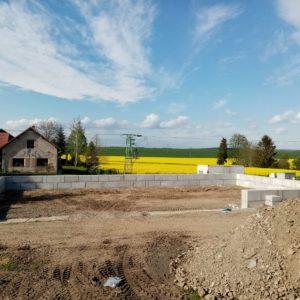 Vrchovnice – hala na skladování zemědělských strojů.
